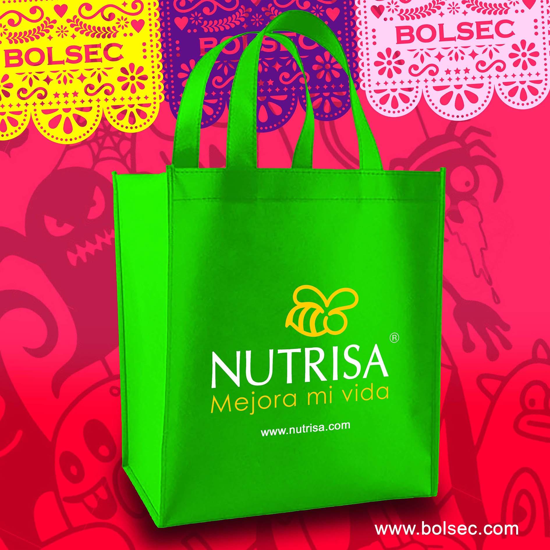 5ebf36837 Bolsas Ecológica de Tela con Fuelle Lateral - Impresa con Tu Logo ...